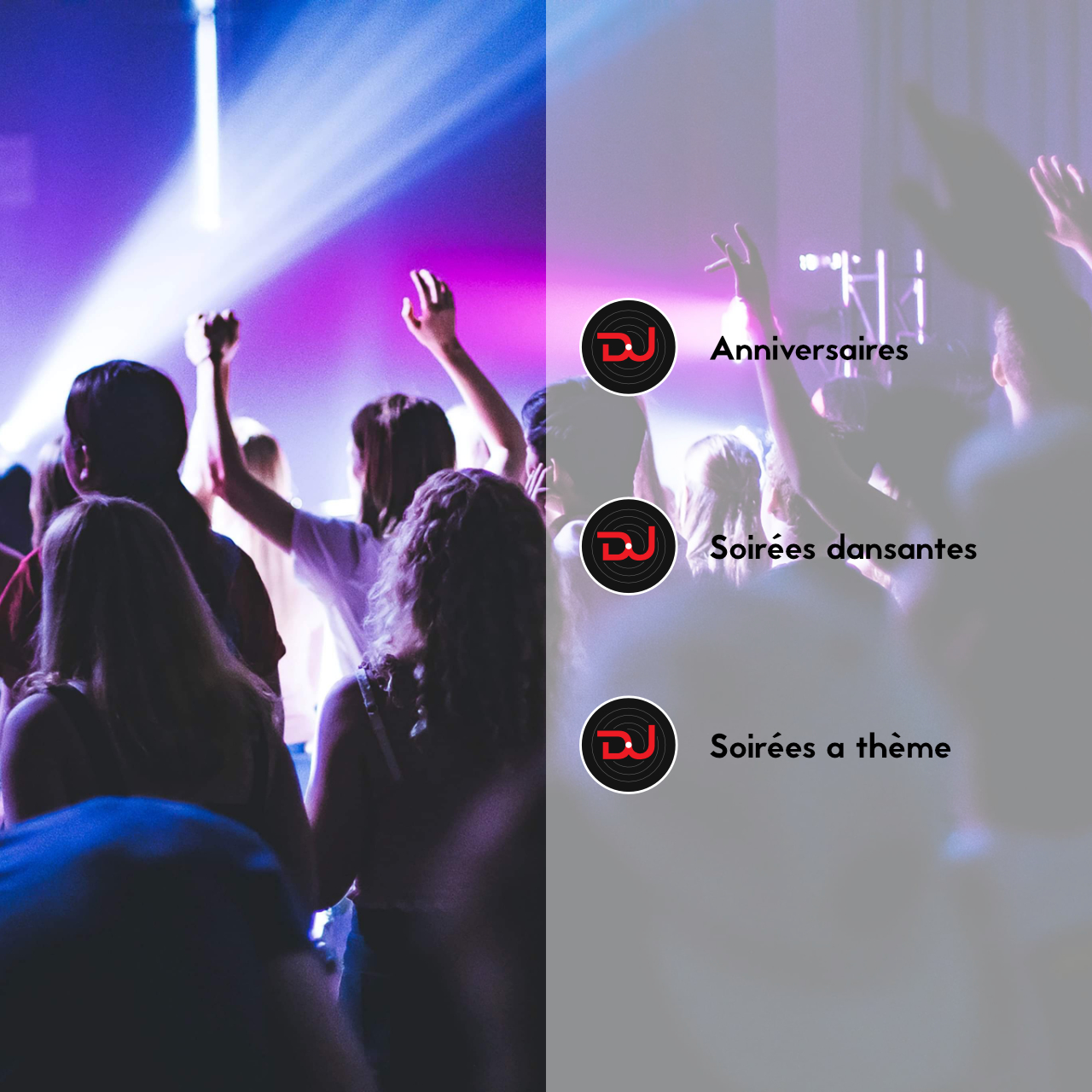 Pack DJ Ambiance - allodjmarseille